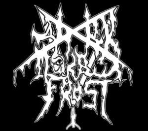 logo Dark Morbid Frost